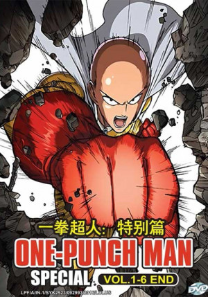 Ванпанчмен Спэшлы / One-Punch Man Special